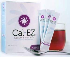 Free Sample Of Cal-EZ Calcium + Vitamin D Supplement