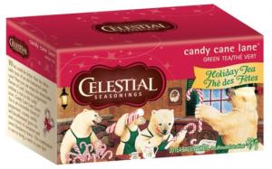 Possible Free Sample Of Celestial Seasonings Candy Cane Lane Holiday Tea