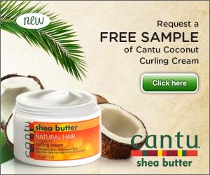 Free Sample Of Cantu Coconut Curling Cream