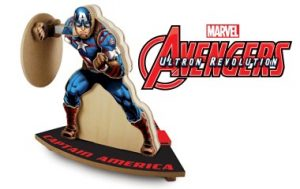 Free Captain America Build & Grow Event at Lowe's on 06/11