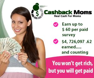 Cashback Moms