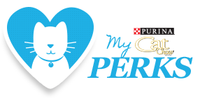 Earn Free Stuff With Purina Cat Chow Perks