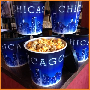 Great Christmas Gift Idea - Chicago Popcorn!