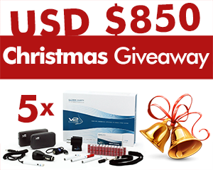 Enter To Win A V2Cigs Ultimate Starter Kit Valued At $169.95