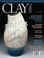 Free Issue Of Clay Times Magazine