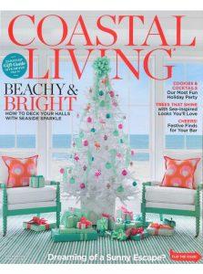 Free One Year Subscription To Coastal Living Magazine