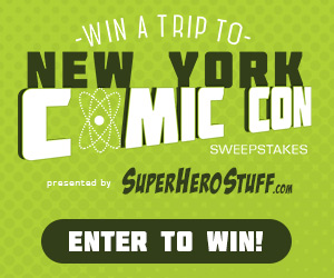 Win An All Expenses Paid Trip To The 2014 New York City Comic Con