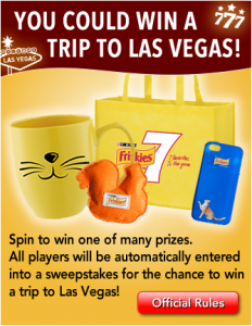 Purina Friskies 7 Lucky Cat Sweepstakes + Free Sample