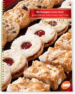 Free Downloadable We Energies Cookie Book 2016