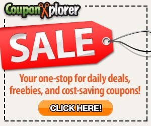 Print Coupons And Find Freebies With CouponXplorer