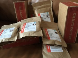 Enter To Win 12 Bags of Craft Coffee