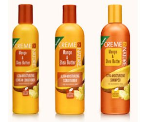 Free Creme of Nature Haircare Product Giveaway - 1st 5,000 Daily
