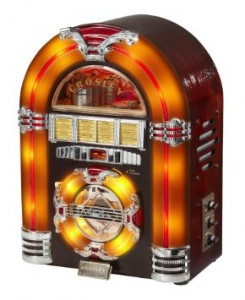 Enter To Win A Crosley Jukebox CD Player