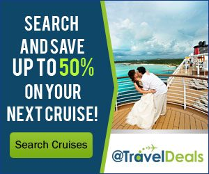 Save Up To 50% On Your Next Cruise