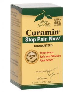Free Sample Of Curamin Stop Pain Now Vitamins
