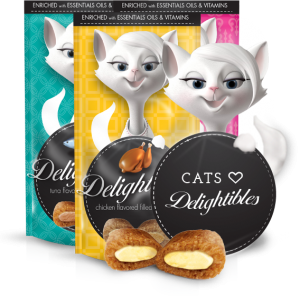 Free Delightibles Cat Treats