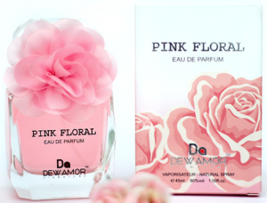 Free Sample of Dewamor Pink Floral Fragrance