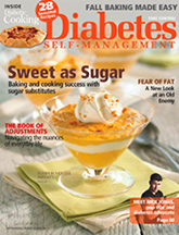 Free One Year Subscription To Diabetes Self-Management Magazine