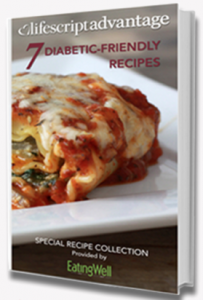 Free Diabetic Friendly Cookbook