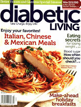 Free 4-Issue Subscription To Diabetic Living Magazine