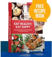 Free Eat Healthy, Eat Happy Diabetic Recipe Book