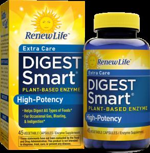 Free Sample Of Digest Smart Digestive Enzyme