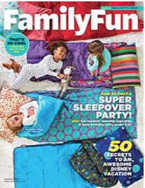 Free One Year Subscription To Disney Family Fun Magazine