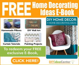 Free Home Decorating Ideas eBook
