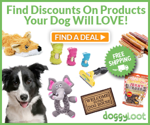 DoggyLoot - Discounts On Products Your Dog Will Love!