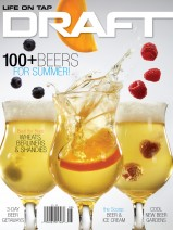 Free One Year Subscription To Draft (Beer) Magazine