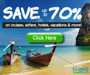 Dunhill Travel Deals Newsletter: Save up to 70% off Vacations