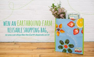 Possible Free Earthbound Farm Reusable Shopping Bag