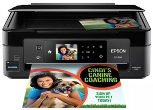 Enter To Win An Epson Expression Wireless Color Photo Printer