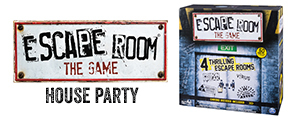 Escape Room The Game House Party