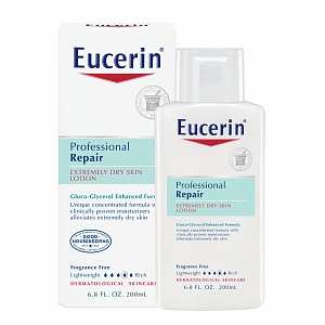 Free Sample Of Eucerin Professional Repair Lotion