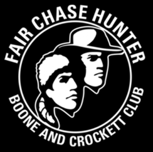 Free Fair Chase Hunter Sticker