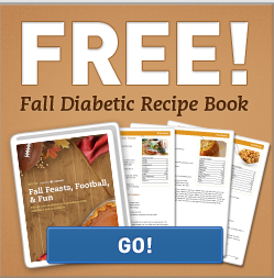 Free Fall Diabetic Recipe Book