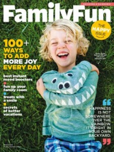 Free One Year Subscription To Disney's Family Fun Magazine