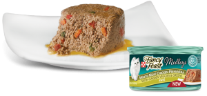 Free Sample Of Fancy Feast Medleys Chicken Primavera