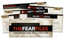 Free Fear Files Scripture Cards From David Jeremiah Ministries