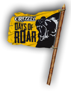 Grizzly Days Of Roar Giveaway