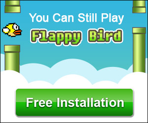 "Free ""FlappyBird"" Download"