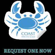 Free Coast Apparel Stickers