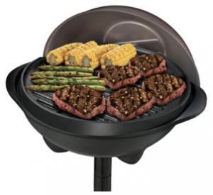 SunSweeps George Foreman GGR50B Indoor/Outdoor Grill Giveaway