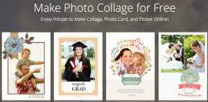 FotoJet - Easy Online Collage Maker, Photo Card & Poster Creator