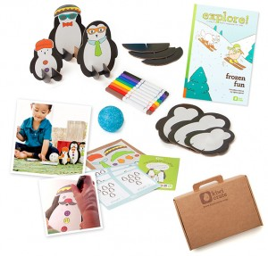 Free My Penguin Bowling From Kiwi CrateBox ($30 Value)