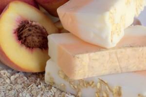 Free Sample Of Handmade Peach Soap