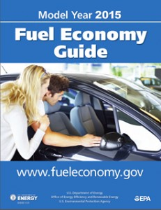 Free 2015 Fuel Economy Guide