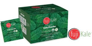 Free Box of FujiKale Organic Kale Powder