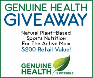 The Genuine Health Giveaway